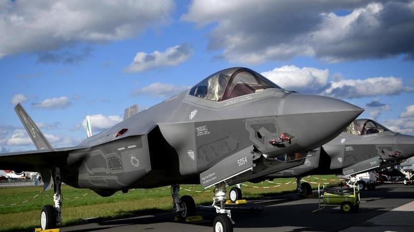 USA weit vorne: Weltweite Rüstungsverkäufe steigen um 4,6 Prozent