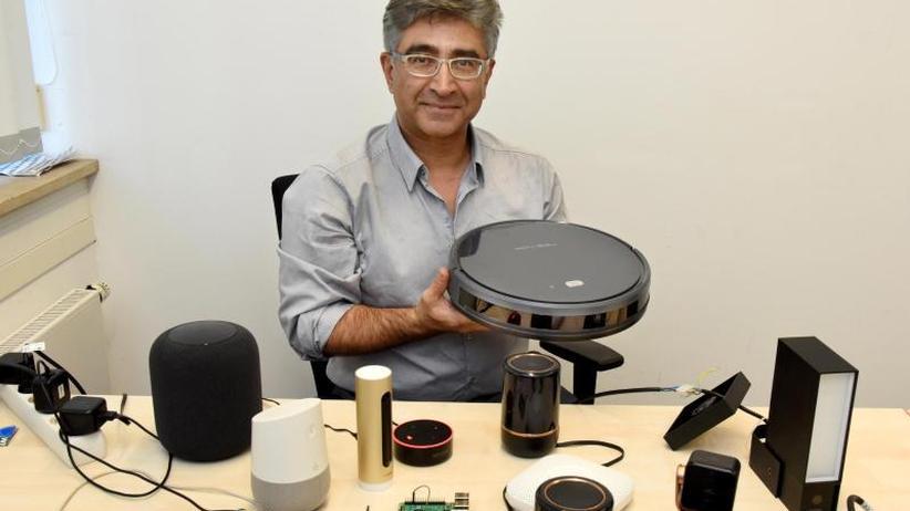 Gefilmt und abgehört: Wie Geräte im Haushalt zu Spionen werden