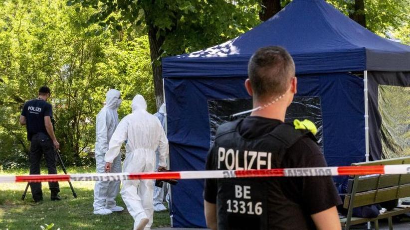 Mord im Berliner Tiergarten: Putin nennt ermordeten Georgier blutrünstigen Banditen