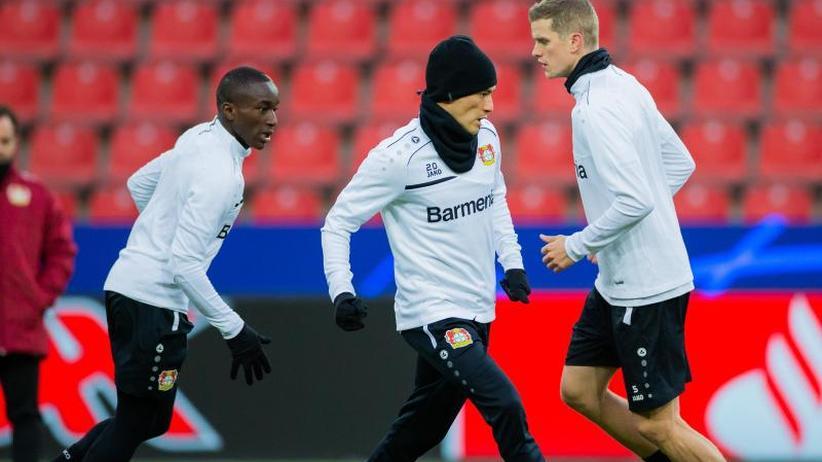 Mit oder ohne Ronaldo?: Bayer soll das deutsche Quartett komplettieren
