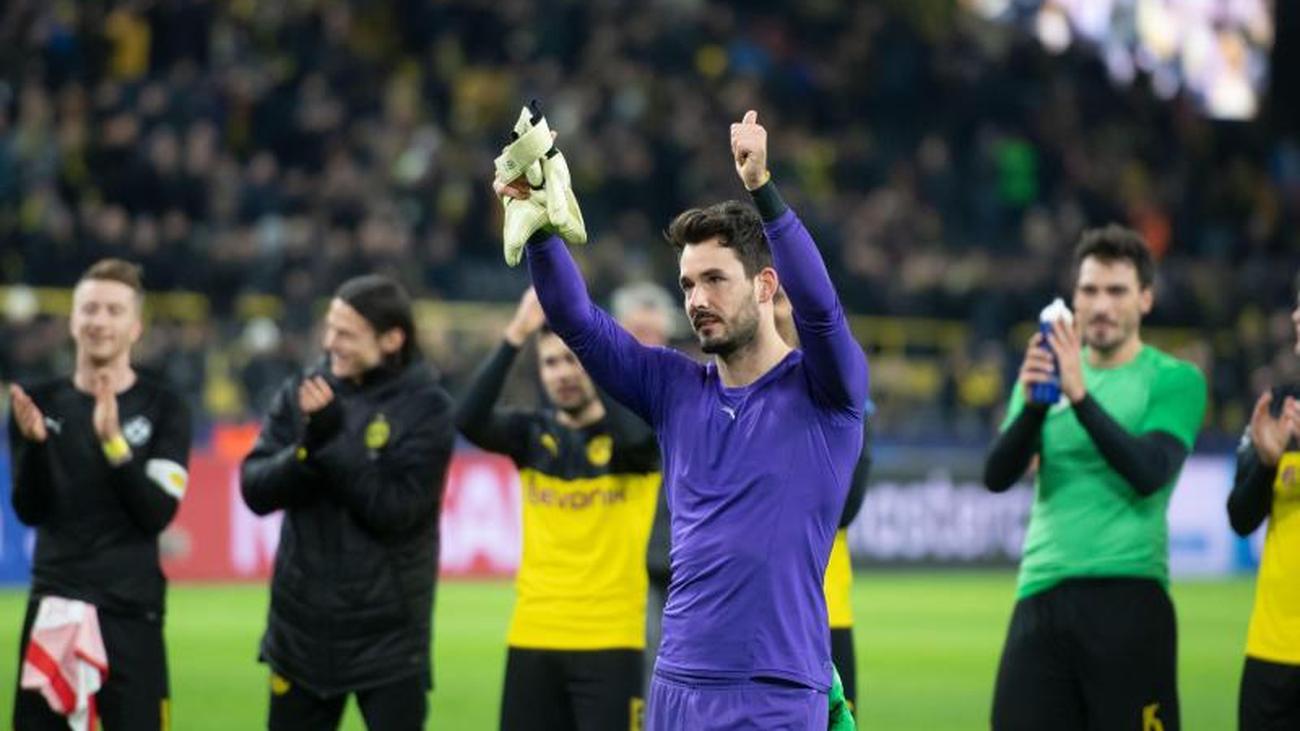 """Champions League: Bircher Müsli statt Bier: Dortmund feiert """"Asketen"""" Bürki"""