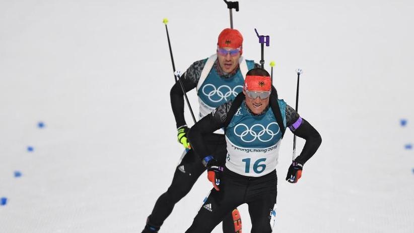 dpa-Doppelinterview: Lesser will Biathlon-Trainer werden - Peiffer unschlüssig