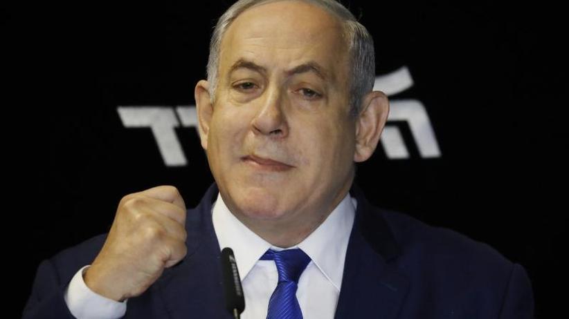 Nach Neuwahl zum Likud-Chef: Netanjahu kündigt Annektierung im Westjordanland an