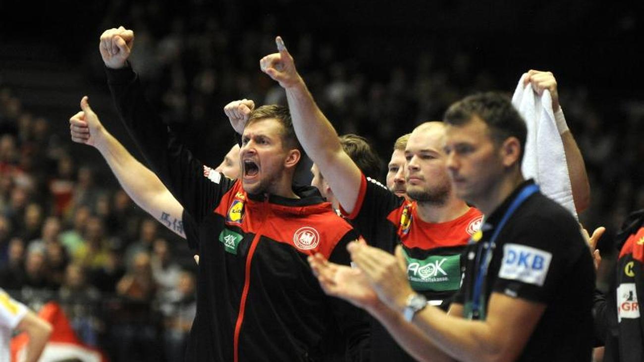 Handball Em Dhb Team Demands Defending Champion Spain