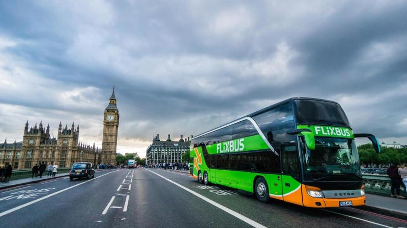 Travel Cheaply With The Long Distance Bus Through Europe Teller