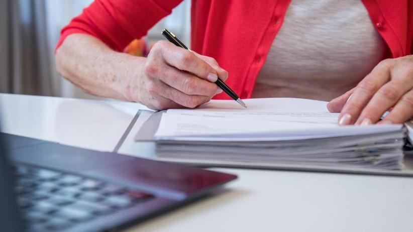 Renten-Tipp: Tod des Ex-Partners: Versorgungsausgleich kann sich ändern