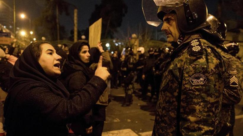 Proteste weiten sich aus: Iranische Regierung gerät immer mehr unter Druck