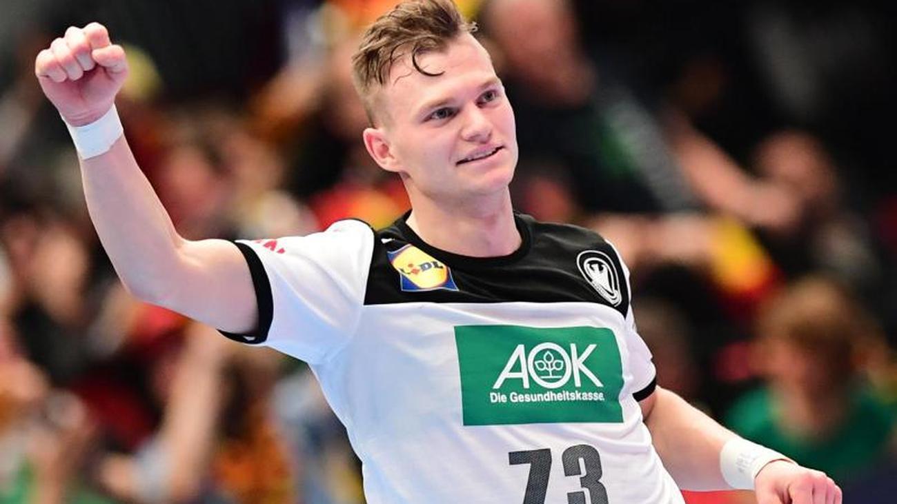 Handball-EM: Frecher Kastening steht für Aufschwung im DHB-Team