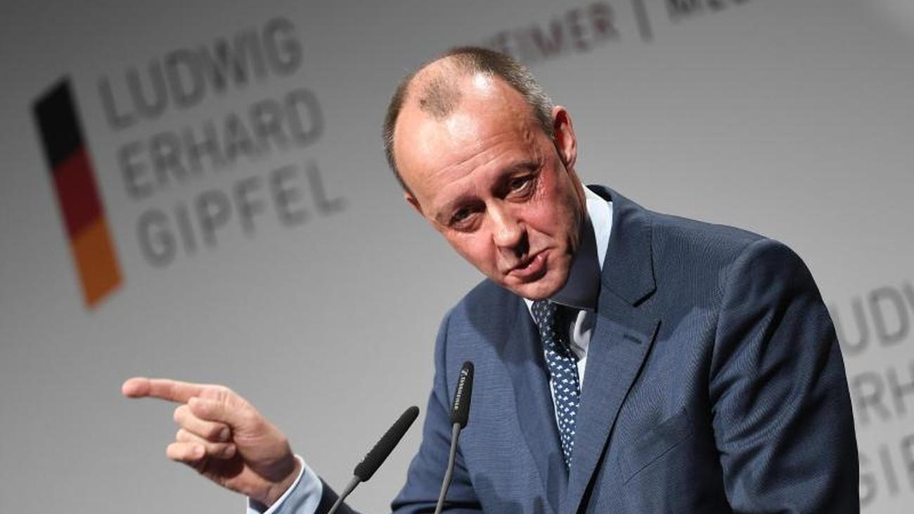 """""""Deutschland-Rede"""": Vor CDU-Klausur: Merz bietet Einsatz in Wahlkampfteam an"""