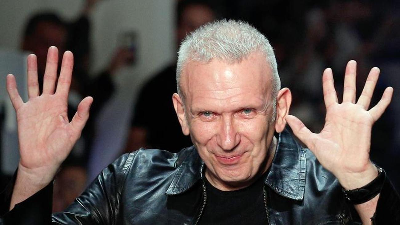 Modezar: Gaultier kündigt letzte Haute-Couture-Show in Paris an