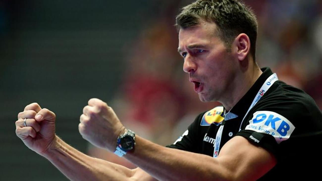 """Handball-EM: """"Heiße Partie"""": DHB-Team vor Schlüsselspiel gegen Kroatien"""