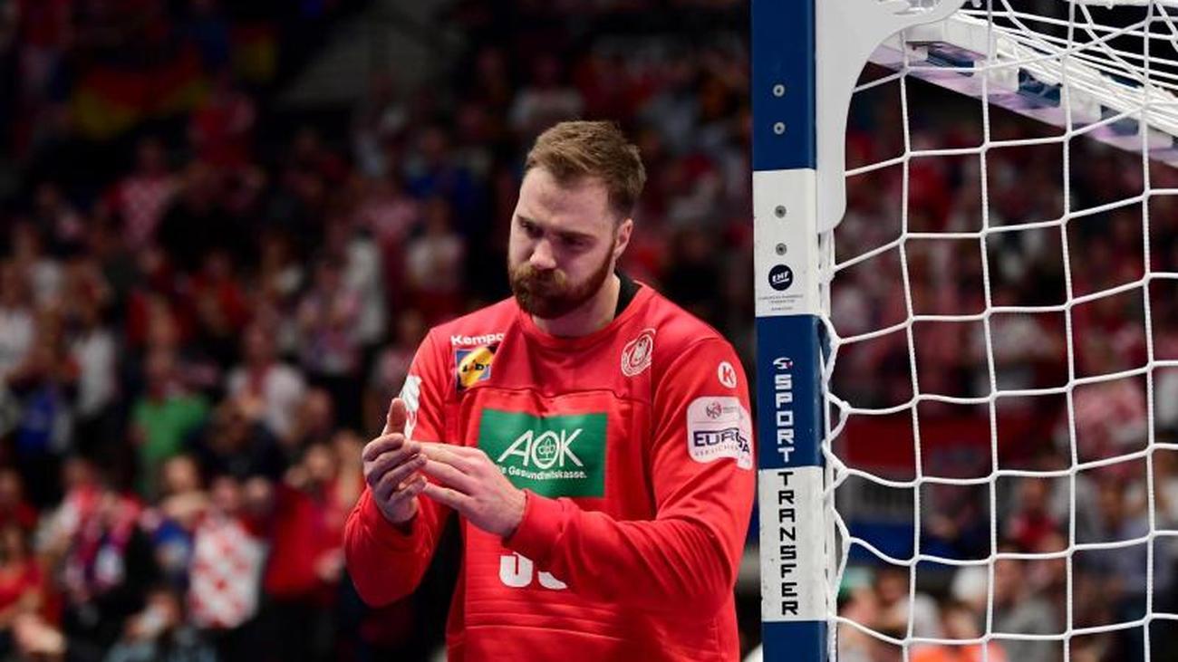 Niederlage gegen Spanien: Trotz Weltklasse-Wolff: Deutsche Handballer vor EM-Aus
