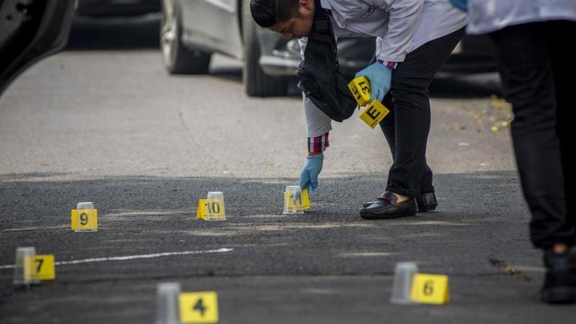 Höchste Zahl an Mordopfern: Mehr als 35.500 Mordopfer 2019 in Mexiko