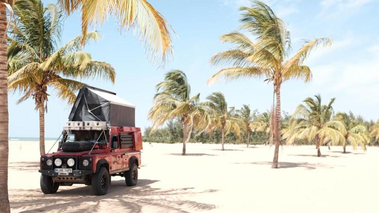 Roadtrip extrem: Über Land durch Afrika im Geländewagen