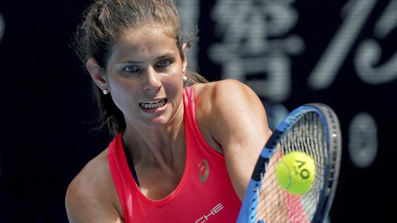 Australian Open: Görges in Melbourne weiter - Kohlschreiber gibt auf