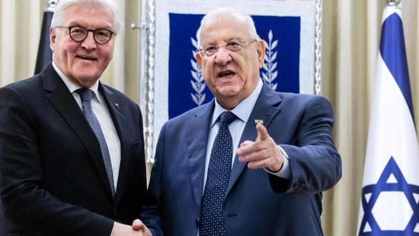Historische Rede: Steinmeier: Verpflichtet zum Eintreten gegen Antisemitismus