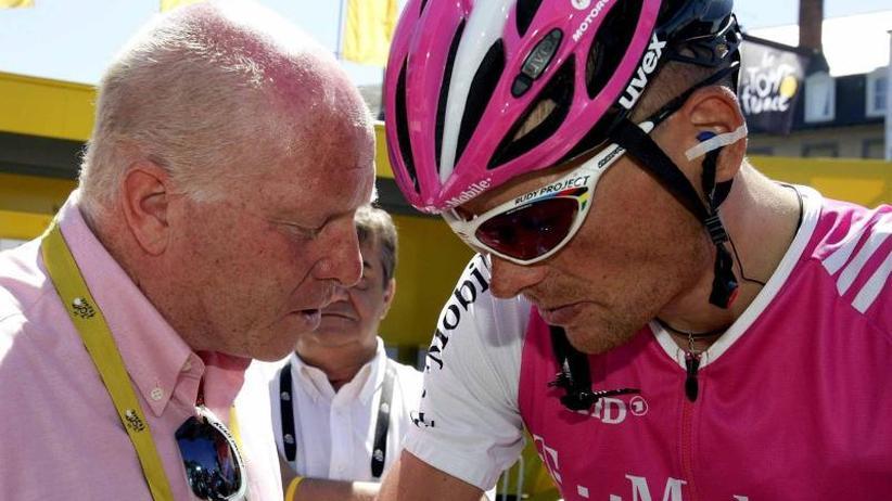 Biografie veröffentlicht: Ullrich-Mentor Pevenage gibt langjährige Dopingpraktiken zu