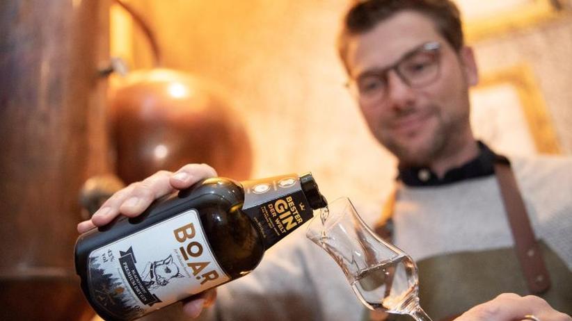 Schwarzwälder Brennerei: Gin des Jahres 2019 stammt aus dem Renchtal