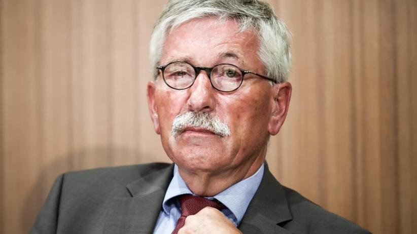 Umstrittener Autor: SPDerleichtert über Erfolg im Sarrazin-Ausschlussverfahren
