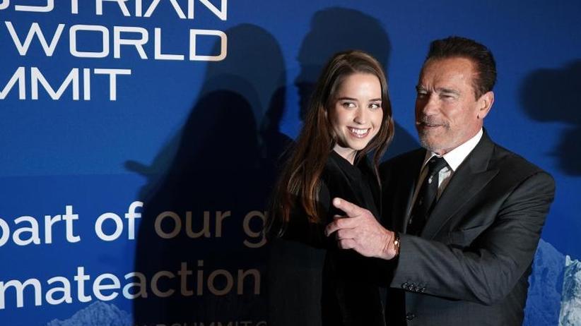 Charity-Auktion: Schwarzenegger sammelt eine Million Euro fürs Klima