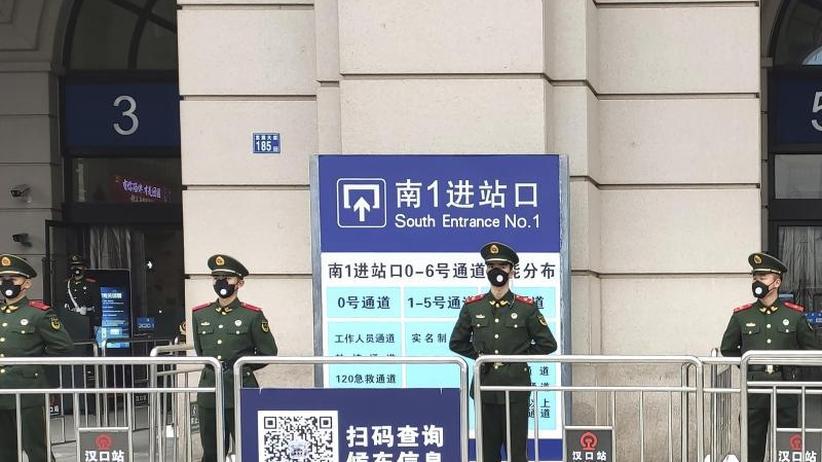 Hintergrund: Wuhan - Knotenpunkt für Handel und Verkehr in Zentralchina