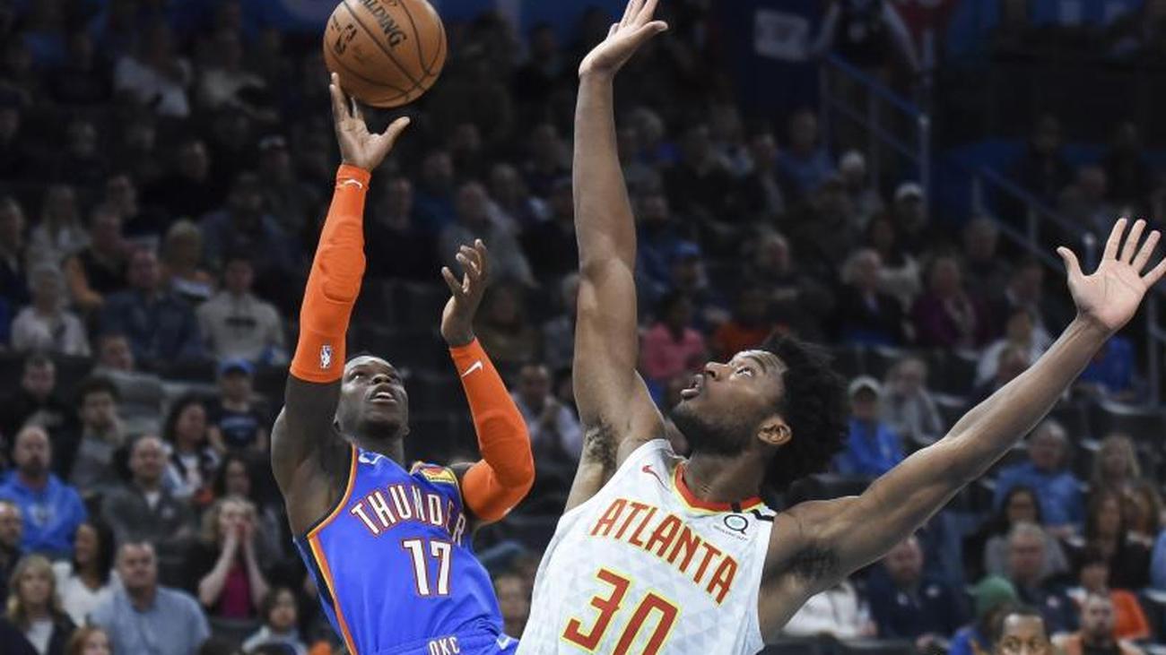 Basketball: NBA: Siege für Schröder, Theis und Hartenstein