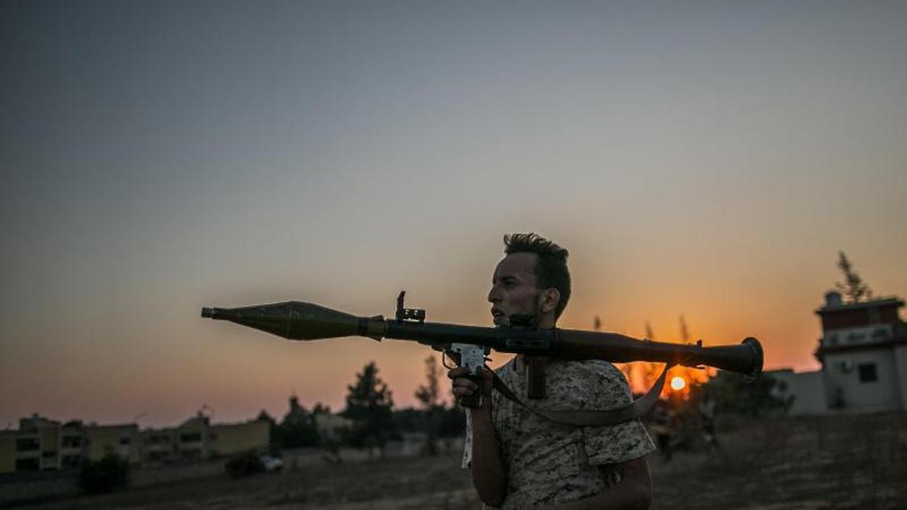 Trotz Einigung in Berlin: UN-Mission: Libyen-Waffenembargo gebrochen