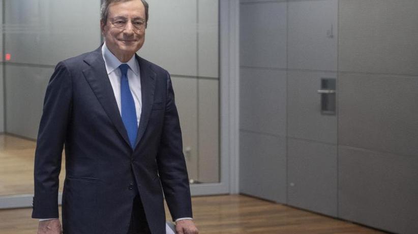 Draghi Bundesverdienstkreuz