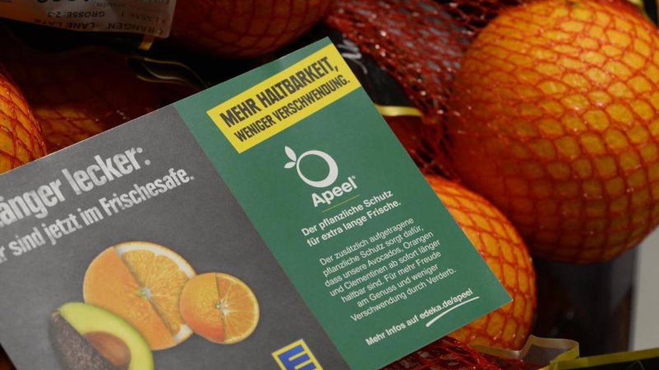 Statt Plastik: Ein essbarer Überzug soll Früchte frisch halten