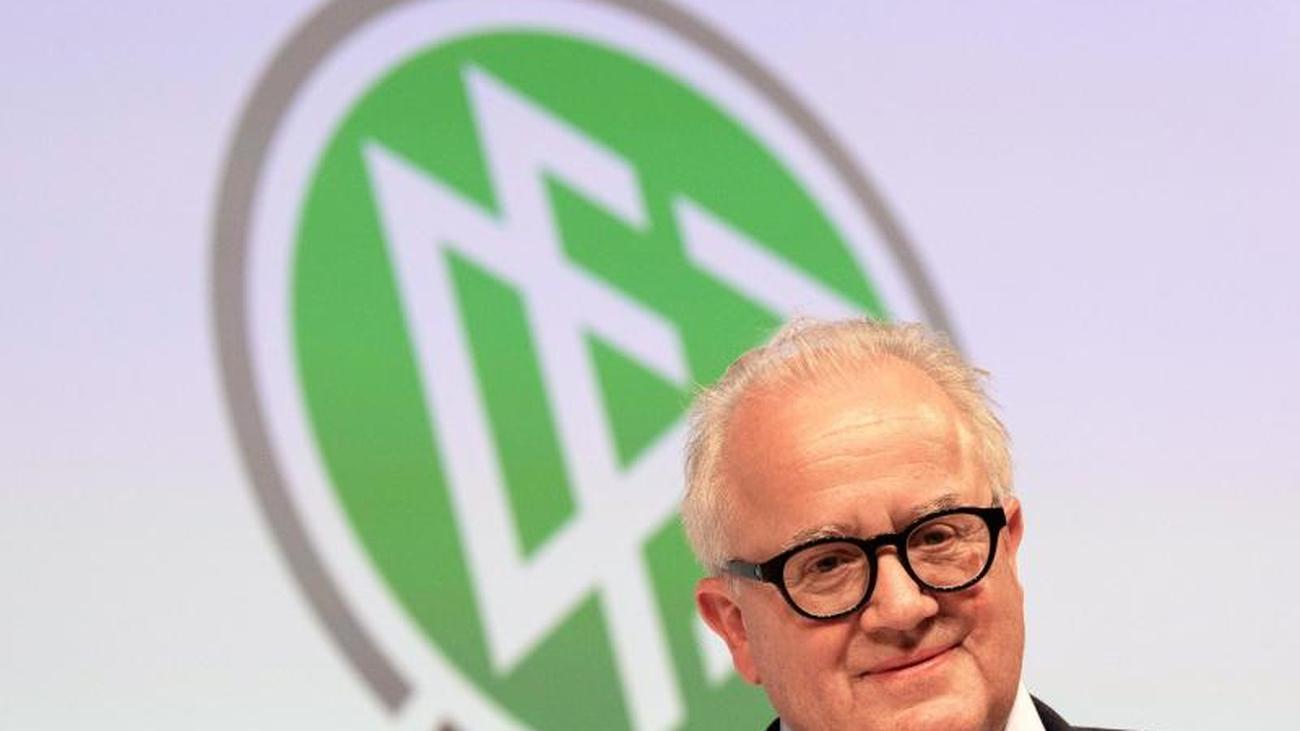 Fußball-Europameisterschaft: DFB-Präsident Keller: EM-Halbfinale Minimalziel