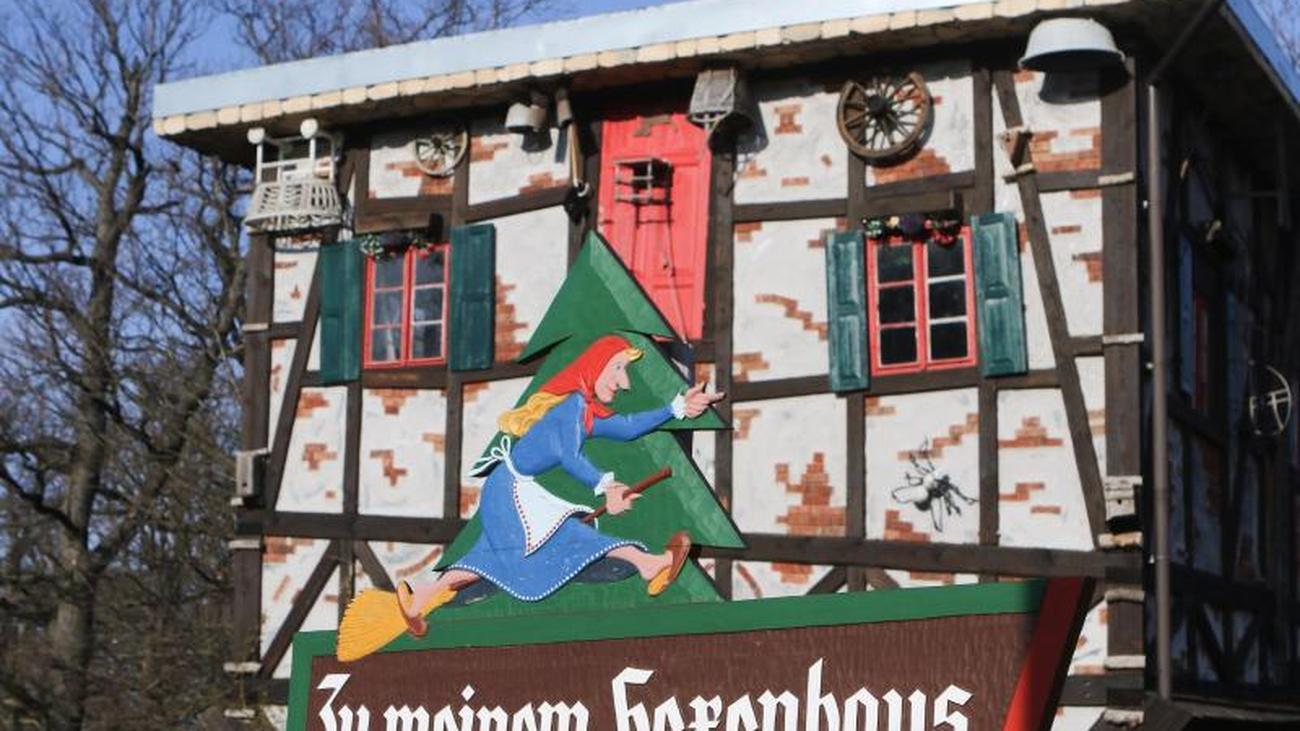 Bergplateau im Harz: Hexentanzplatz soll moderner Erlebnisort werden