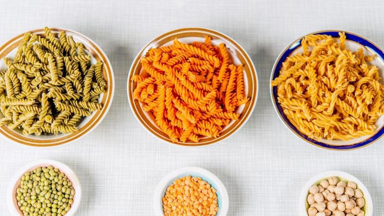 Nudeln aus Hülsenfrüchten: Wenn aus Linsen Spaghetti werden
