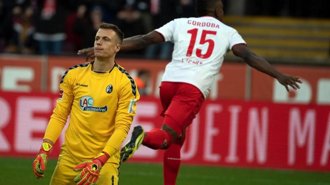 Bundesliga: Mit Rekorden aus dem Keller: Köln punktet so gut wie Bayern