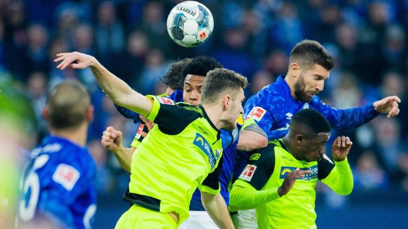 Schalke Punkte