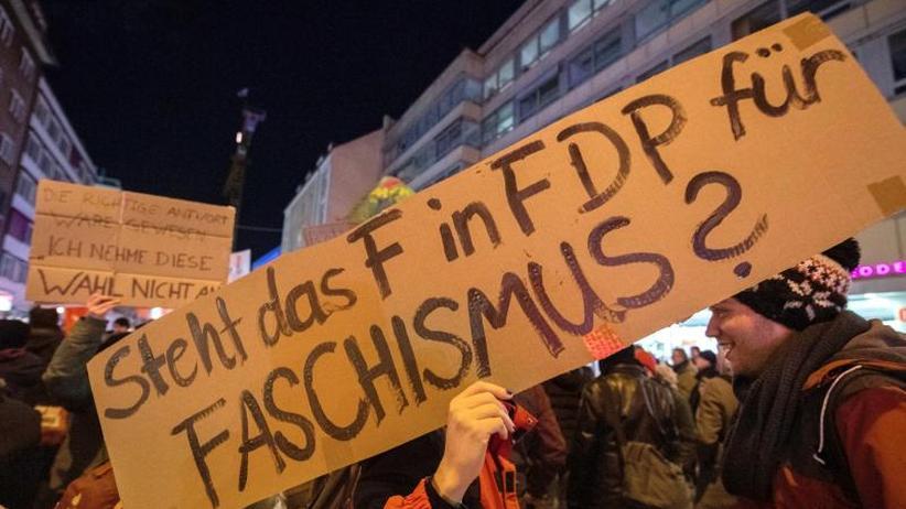 Auseinandersetzung mit der AfD: Historiker: Faschismus-Begriff wird inflationär verwendet
