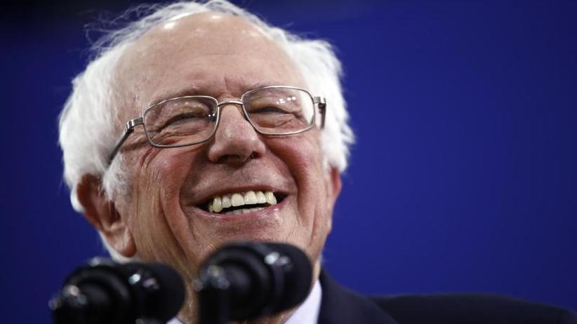 Knappe Angelegenheit: Sanders gewinnt zweite Vorwahl im US-Präsidentschaftsrennen
