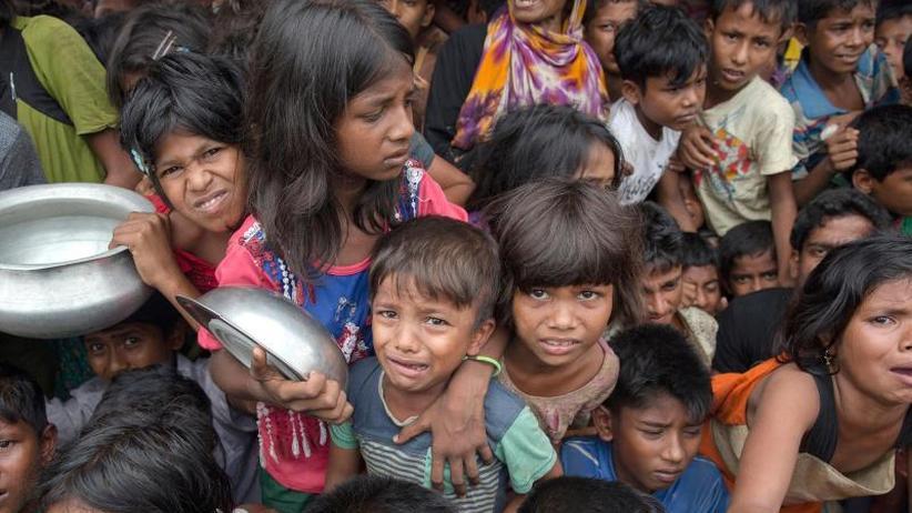 """Bericht """"Krieg gegen Kinder"""": 415 Millionen Kinder wachsen in Konfliktgebieten auf"""