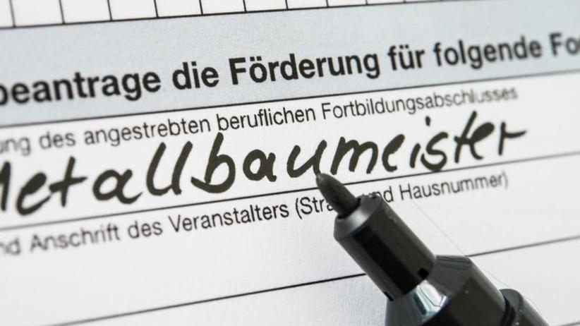 Aufstiegs-Bafög: Berufliche Weiterbildung wird stärker gefördert