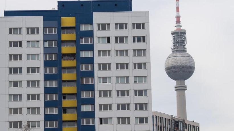Mietpreisbremse Bundestag