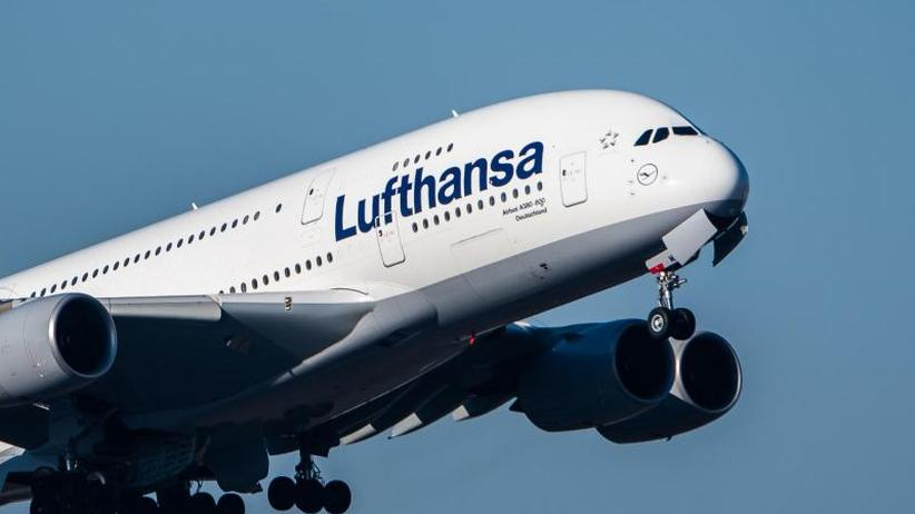 Bis Ende März: Lufthansa verlängert Flugpause nach China