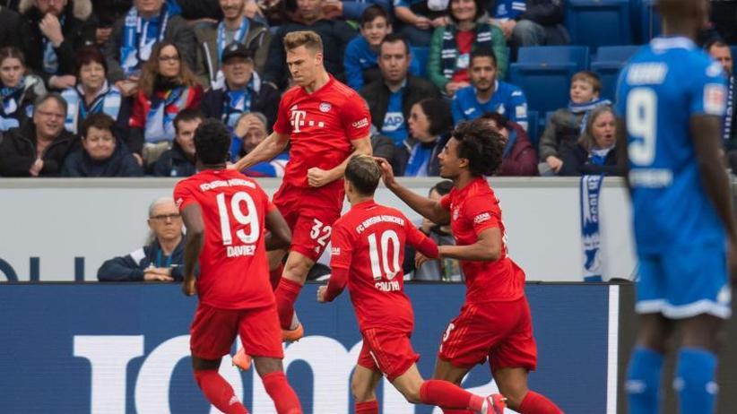 Bundesliga Bayern Spiele