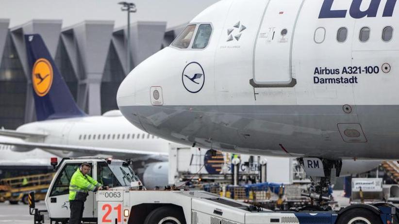 Flugplan Frankfurt Lufthansa