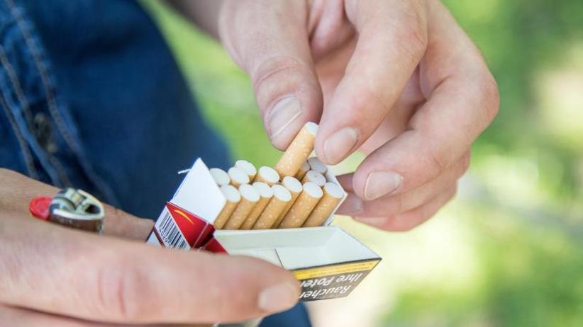 Mit rauchen aufhoren entzugssymptome