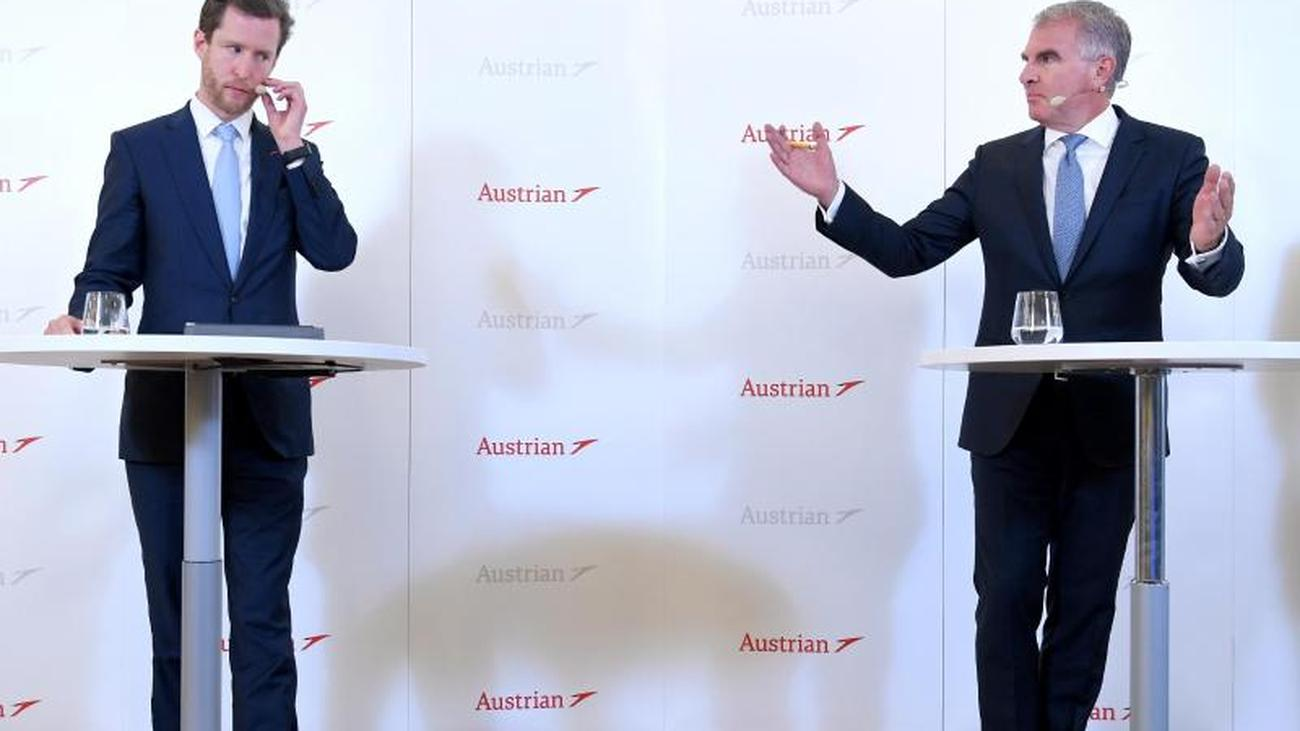 Austrian Airlines: 600 million rescue package for Lufthansa ...
