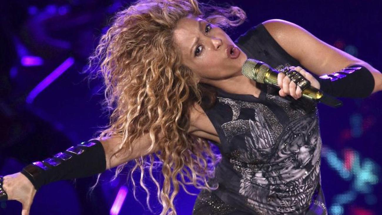 Shakira Konzert 2021