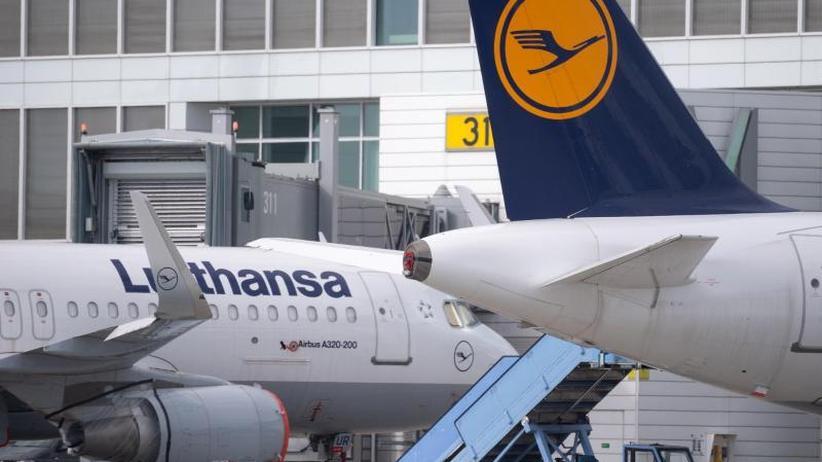 Lufthansa Verdi Verhandlungen