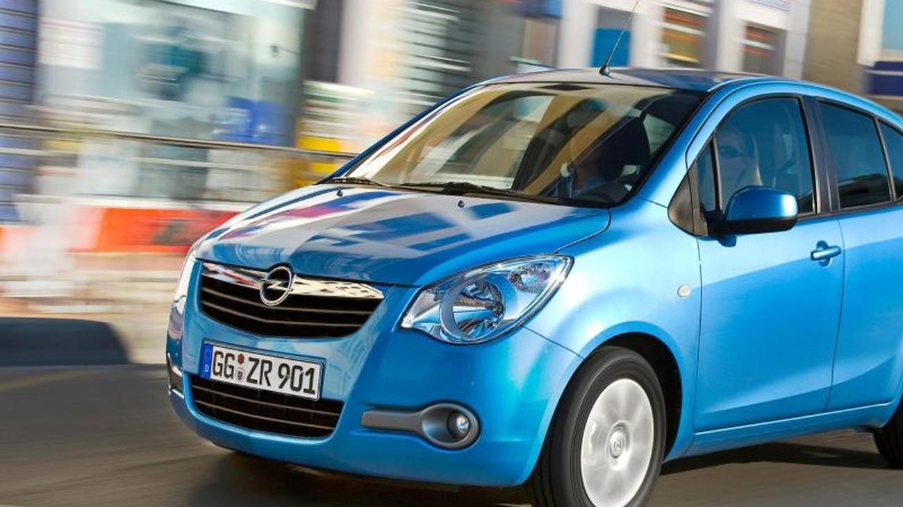 2020 Opel Agila First Drive