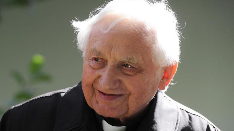 Benedikt Xvi. Alter