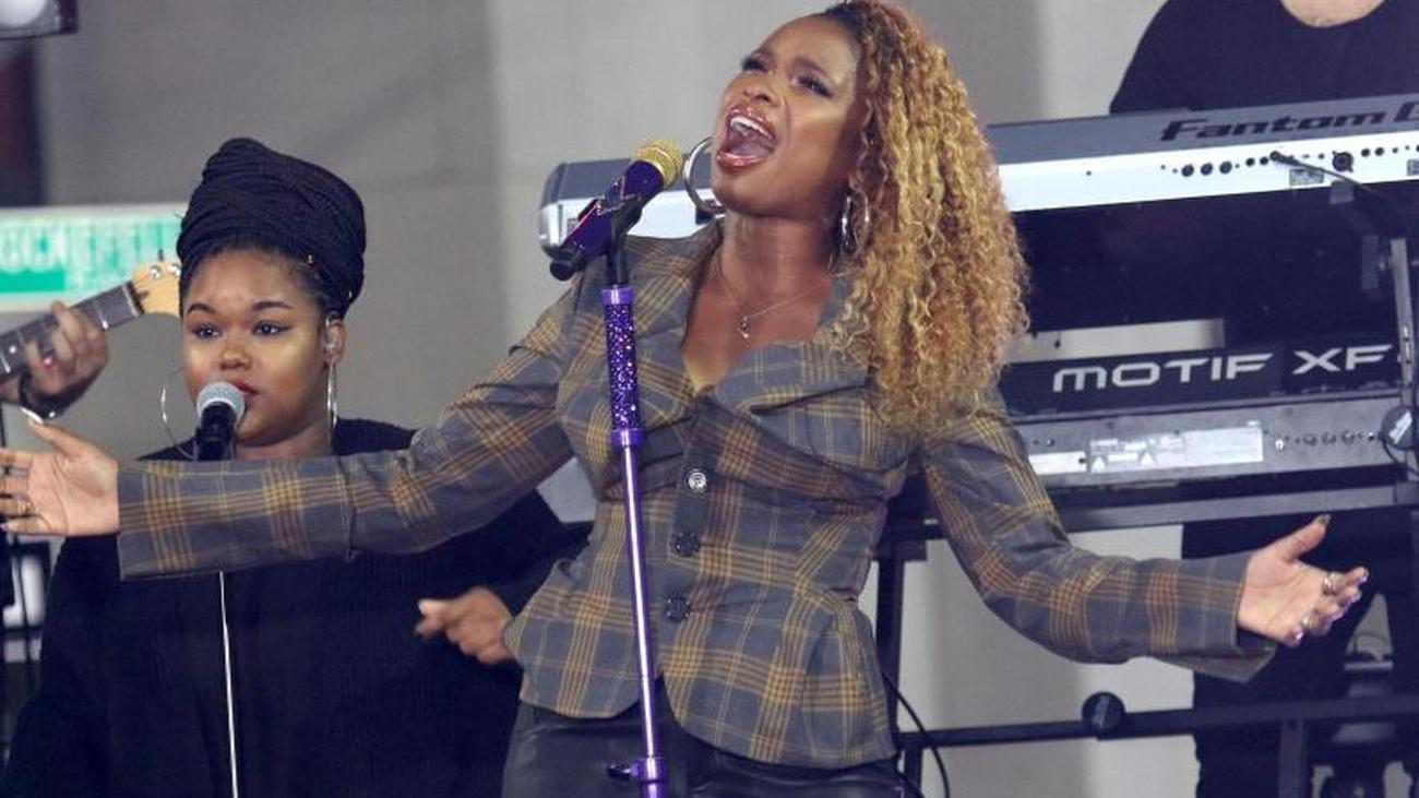 Jennifer Hudson fühlt sich Aretha Franklin eng verbunden