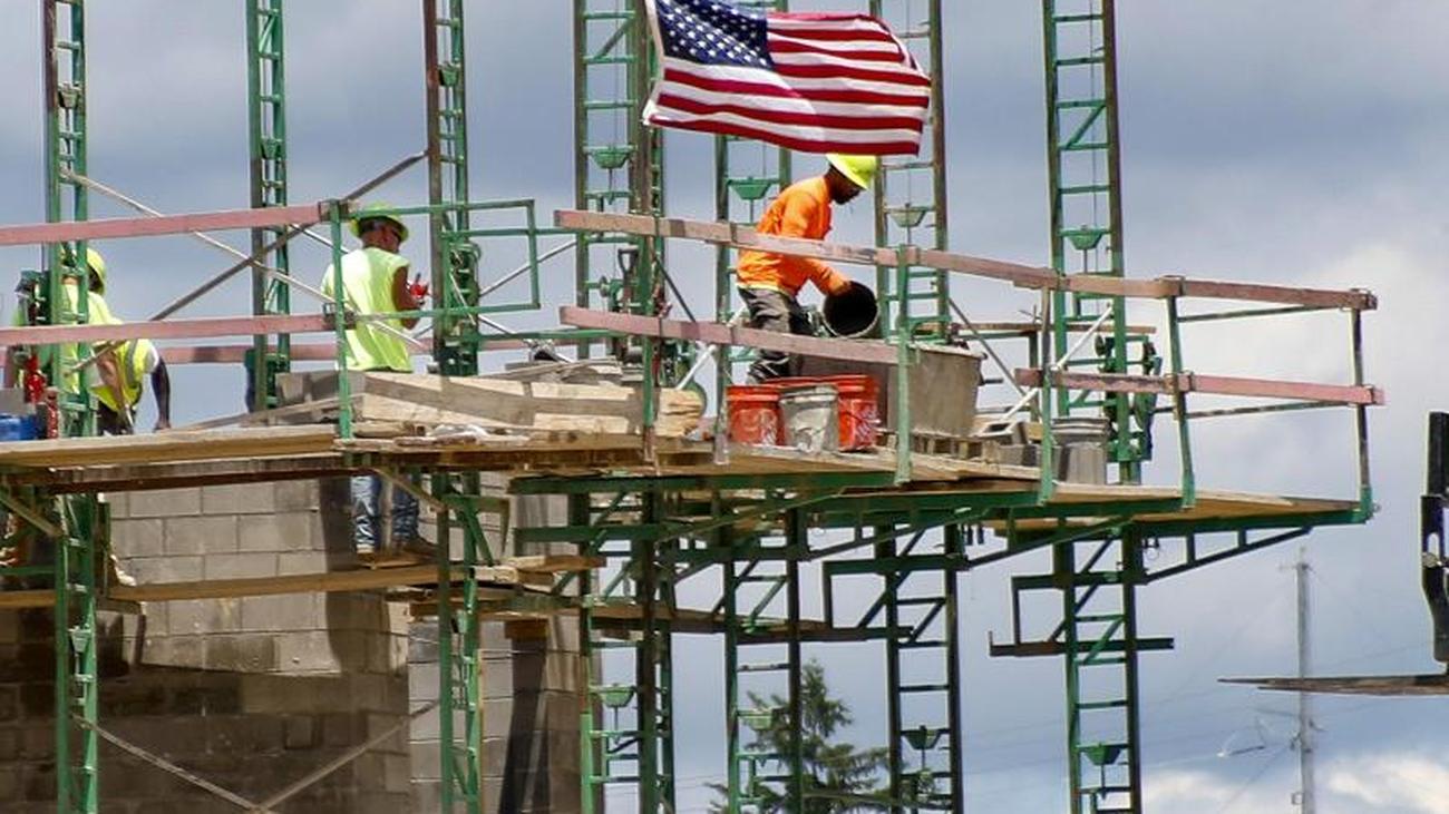 Rückgang der hohen Arbeitslosenquote in den USA erwartet